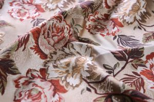 Excellent Jacquard Sofa Covers by Colorful Filaments pictures & photos