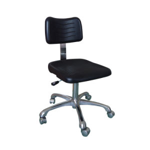 PU Foam Molding ESD Black Industrial Chair pictures & photos