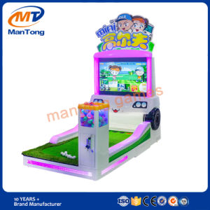 Mini Golf Children Sports Parent-Child Interaction Coin Operated Game Machine pictures & photos