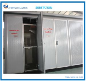 Oil Type Three Phase Step Down 500kVA Transformer Substation pictures & photos