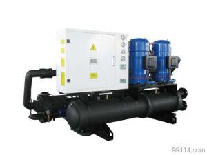 Minus 25c Winter Hom Using Floor Heating Water Source Heat Pump R407c 10kw/15kw/20kw/25kw pictures & photos