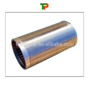 Continuous Slots Wedge Wire Screen Pipe pictures & photos