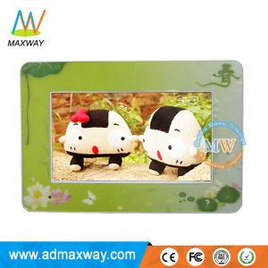Cute 7 Inch Color Digital Photo Frame for Kids Ce/FCC/RoHS (MW-0710DPF) pictures & photos