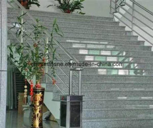 Chinese Pearl Blue Granite Step for Building pictures & photos