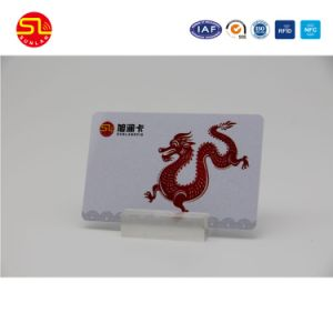 Top Quality Credit Card Size Membership Card Plastic Magnetic Card pictures & photos
