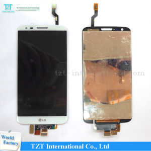[Tzt] Hot 100% Work Well Mobile Phone LCD for LG G2 D802 pictures & photos