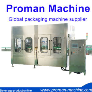 Automatic Complete Bottle Pure Mineral Water Bottling Machine for Sale pictures & photos