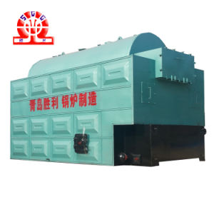 Save Energy Wet Back Water Fire Tube Coal Fired Boiler pictures & photos