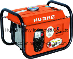 750W-850W Portable Gasoline Generator 2 stroke Petrol Generator pictures & photos