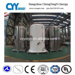 Lox/Lin/Lar Industry Gas Cryogenic Storage Tank Liquid Oxygen/Nitrogen/ Argon Gas Tank Vessel pictures & photos