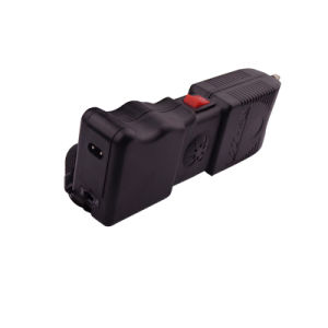 Self Defense Electric Shock Stun Guns with Loud Alarm for Police pictures & photos