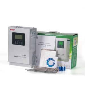 98% High Efficiency 60A MPPT Charge Controller for Solar System pictures & photos