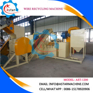 Copper Wire Recycling Machine for Sale pictures & photos