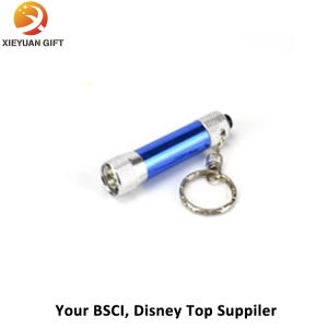 LED Light Torch Keychain /Keyring LED Keychain Business Gift pictures & photos