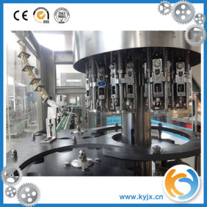 High Speed Beer Filling Machine From Keyuan Professional Manufacturer pictures & photos