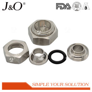 Sanitary Hexgon Nut Sanitary Fittings pictures & photos