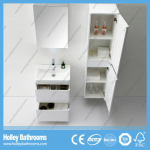 Floor and Wall Mounted Bathroom Furniture with 2 Drawers and 2 Doors (BF377D) pictures & photos
