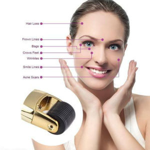 Hot Sale Face Microneedle Therapy Skin Care 3 in 1 Derma Roller pictures & photos