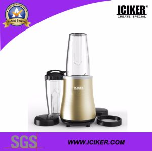 Professional High Speed Food Processor Golden Color pictures & photos