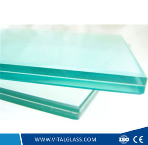 Construction Used Laminated Glass with Csi Cerficate pictures & photos