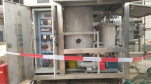 Vacuum Transformer Oil Purifier Machinery with High Vacuum System pictures & photos