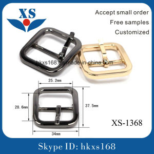 High Quality Zinc Alloy Custom Metal Buckle for Women pictures & photos