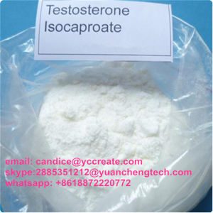 Anti-Inflammatory Steroid Adrenal Cortex Hormone Testosterone Isocaproate 15262-86-9 for Bodybuilding pictures & photos