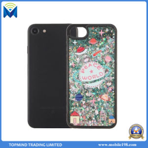 Shenzhen Mobile Phone Accessories Quicksand Glitter Case for iPhone 6 7 Plus pictures & photos