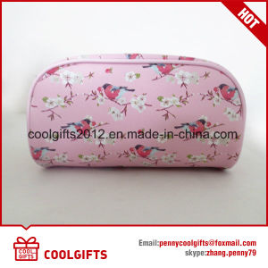 Beauty PU PVC Promotional Wholesale Cosmetic Ladies Bag pictures & photos