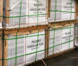 Building Materials Foshan Fire Resistant Glazed Marble Stone Porcelain Tile pictures & photos