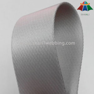2 Inch Silver Grey Special Twill Nylon Webbing for Bags pictures & photos
