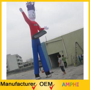 2015 Top Sale Fancy Wierd Inflatable Advertising Sky Air Dancer pictures & photos
