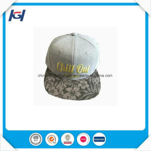 Fashion 6 Panels 100% Cotton Till Baseball Cap pictures & photos