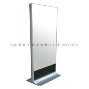 Large Screen Interactive Information Table Display POS Kiosk Digital Signage pictures & photos