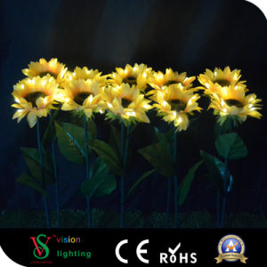 LED Sunflower LED Holiday/Christmas Decoration pictures & photos