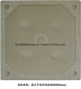Flying PP Recessed Filter Plate X800 pictures & photos
