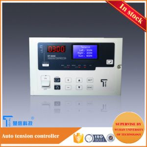China Factory Supply Double Reel Taper Tension Control Auto Tension Controller for Printing Machine St-6400r pictures & photos