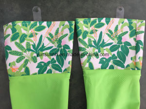 Cleaning Rubber Gloves with Customized Cuff pictures & photos