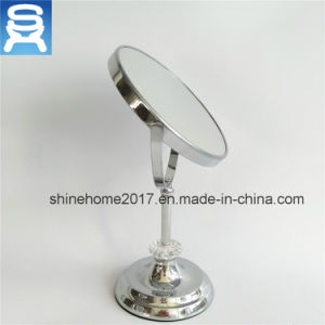 7inch Wholesales Standing Bathroom Cosmetic&Makeup Mirror pictures & photos