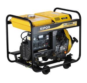 Kipor General 5kVA Generator Diesel Kde6500e/E3 pictures & photos