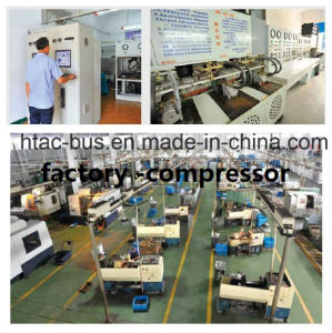 Hot Sales Bus A/C Compressor with 12V 8pk Clutch Htac-31 (12V8PK156 bolt) pictures & photos