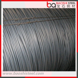 SAE 1008 Hot Rolling Steel Wire Rod pictures & photos