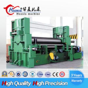 W11s Hydraulic Power 3 Rollers Rolling Machine, Metal Sheet Rolling Machine pictures & photos