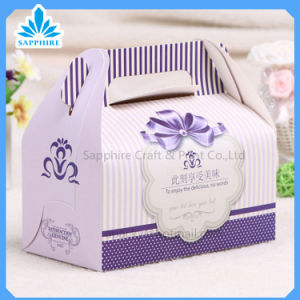 Sandwich Paper Box with Open Window, Food Package Paper Boxes, Take out Paper Cardboard Boxes pictures & photos