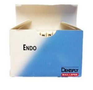 Dental Endo Stainless Steel Root Canal K File with CE pictures & photos