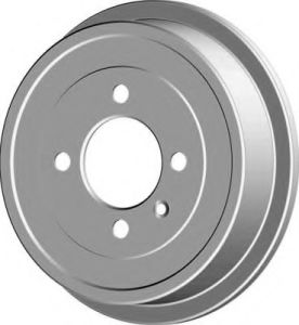 Ts16949 Qualified Automobile Parts Brake Drums pictures & photos