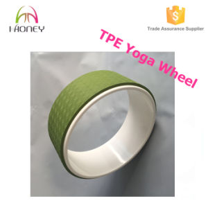 Multi Color Yoga Accessory Yoga Wheel with High Weight Capacity pictures & photos
