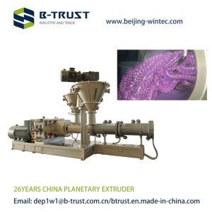 Soft PVC Film Calendaring Line with Planetary Extruder pictures & photos