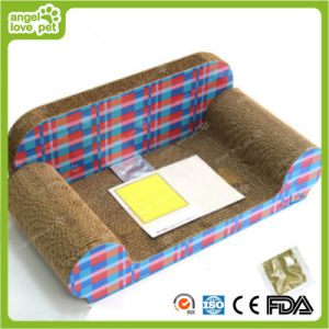 Cat Corrugated Sofa Cat Scratch Board pictures & photos