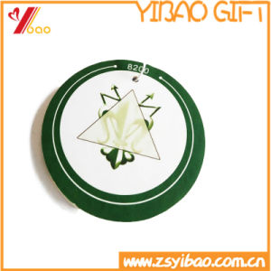 Custom Paper Ozone Air Purifier Car Air Purifier and Car Air Freshener Promotion Gift (YB-AF-407) pictures & photos